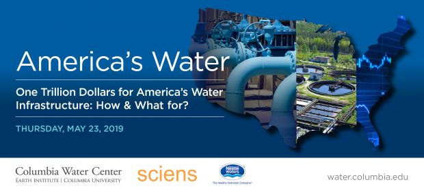 .@PatrickkDecker recently joined @columbiawater's the #AmericasWater series - One Trillion Dollars for America's Water Infrastructure - discussing wat...