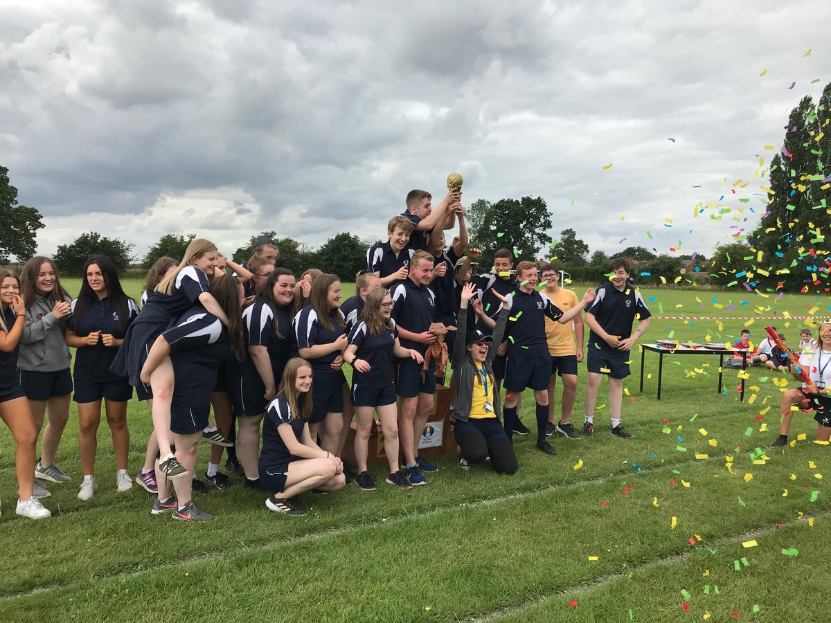 An amazing sports day today - every single child participated- including our new Year 7 students. Australia were our winning team overall. #teamBrayton