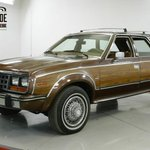 Image for the Tweet beginning: This AMC Eagle is the