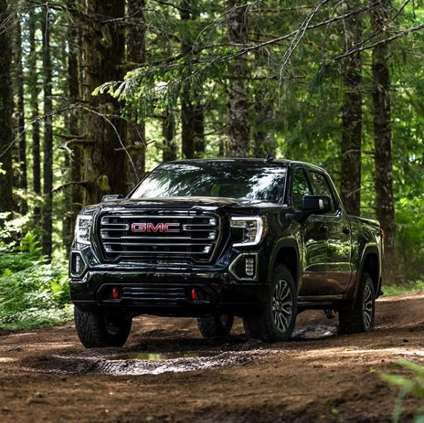 Find your power behind the wheel of a new 2019 #GMC #Sierra.