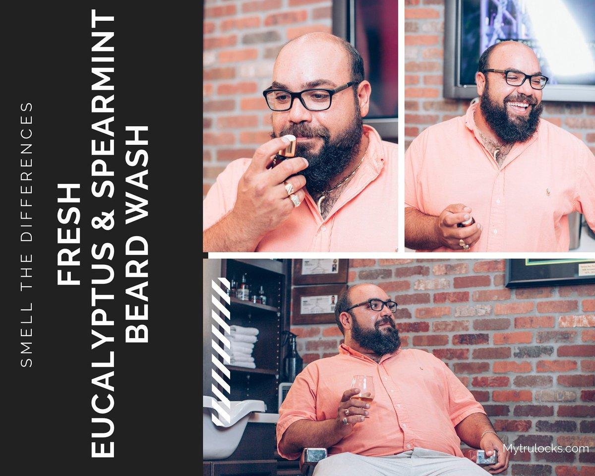 Trust if you can smell the difference she will notice it @mtrulocks.com Men's Grooming.#Beardenvy #beardcare #beardnation #beardbrothethers #beardmodle #ilovebeards #beargame #beardlife #bearded #beardgand #beards #beardlife #beardedmen #beardstyles #beardstylesmenn pic.twitter.com/rNML3P8wvd