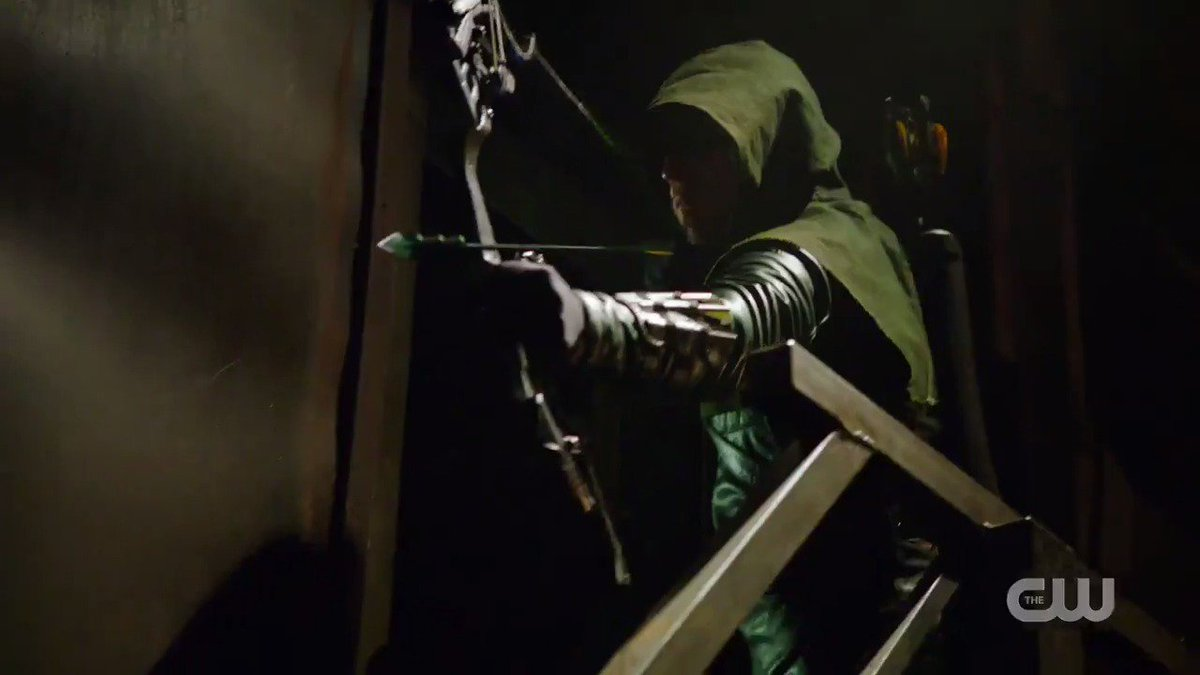 RT @CW_Arrow: His legacy. His destiny. The final season of #Arrow premieres Tuesday, October 15 on The CW. #CWSDCC https://t.co/YCroDRhHaR