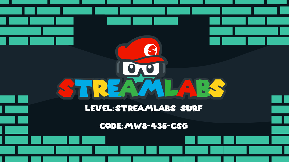 Hope you guys like saws 😏 We have our very own #SuperMarioMaker2 level thanks to the fantastic @PangaeaPanga. Let us know when you're streaming the level and we may drop in on stream!