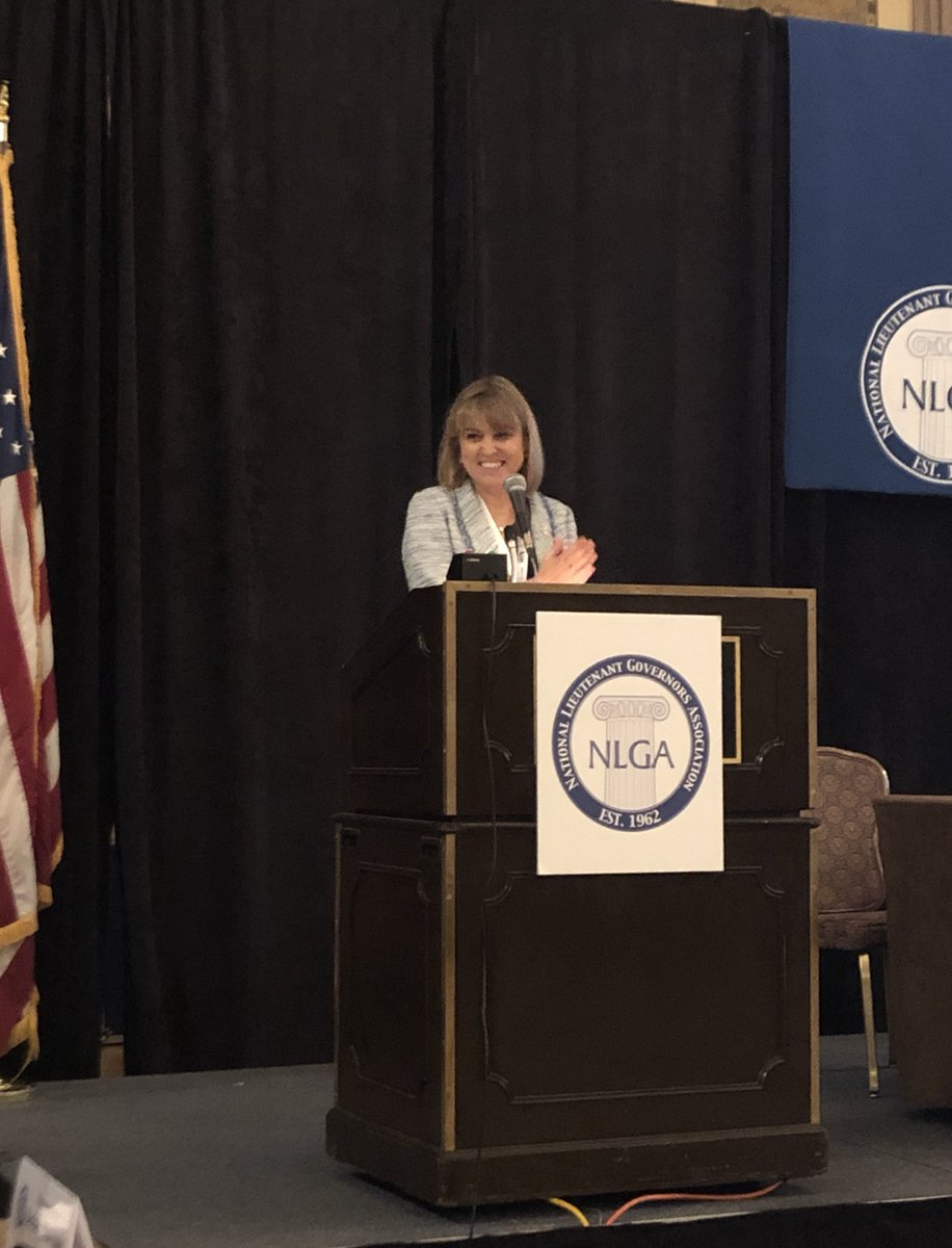 Google will soon have a new facility in Nevada & Nevada Lt. Governor Kate Marshall lead a conversation with her peers across the nation at the NLGA Meeting today about how small business can increase its online presence & more. @googlepubpolicy @LGKateMarshall
