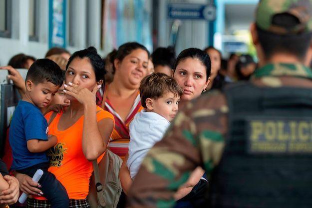 start barring venezuelan migrants - 625×416