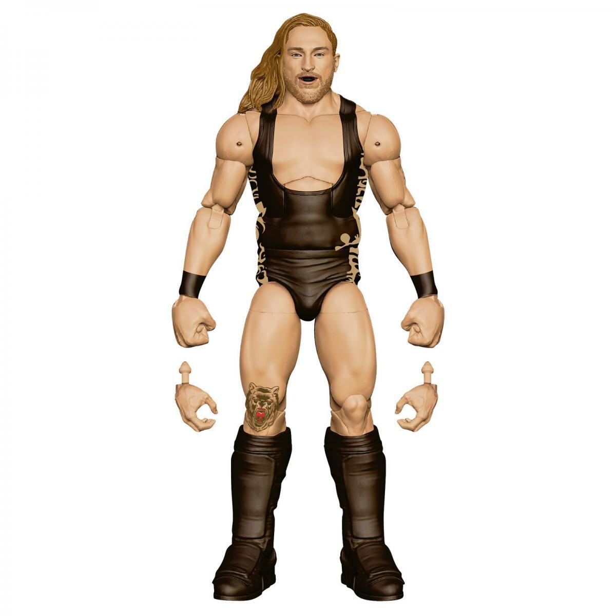 Here is the next @PeteDunneYxB WWE Elite Figure #SDCC
