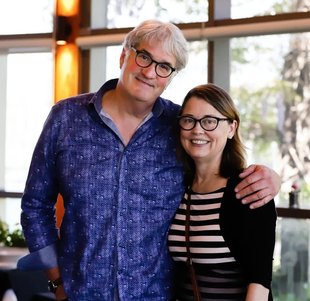 Thomas and Mary Bachelder are the faces behind @bachelder_wines and proud members of #Somewhereness. Thomas is known world wide for producing superb #Terroir driven cool climate wines.  #Somewhereness #CoolClimate #Wine #Terroir #premiumwine #Singlevinyard #bachelder