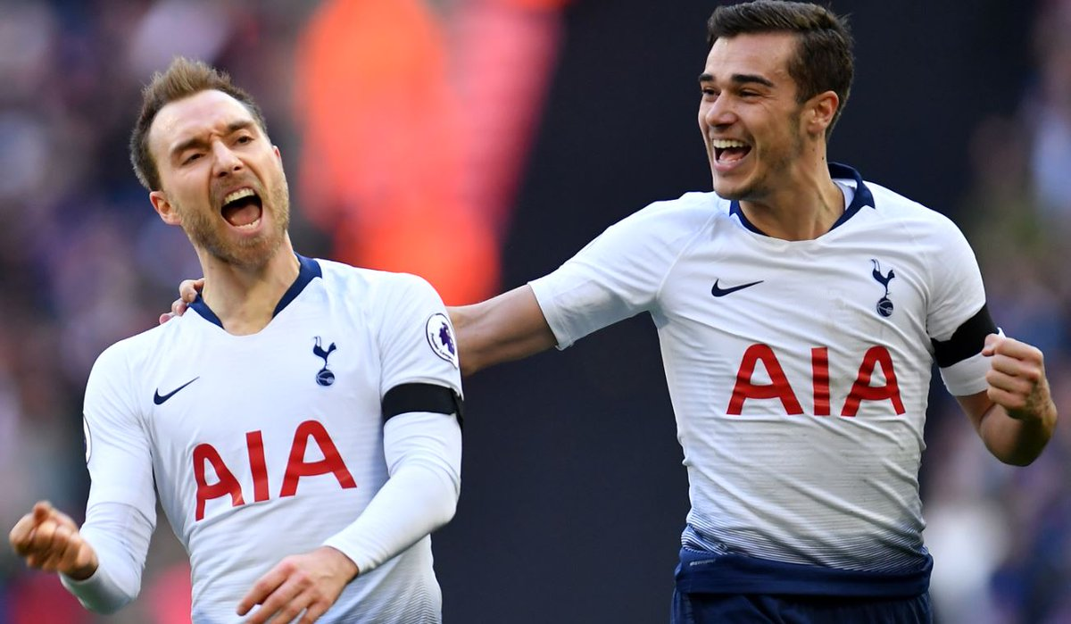 Tottenham midfielder Harry Winks feels it is only a matter of time before the club starts to win trophies.Here's why ➡https://bbc.in/2LvkG38 #bbcfootball #Spurs #THFC