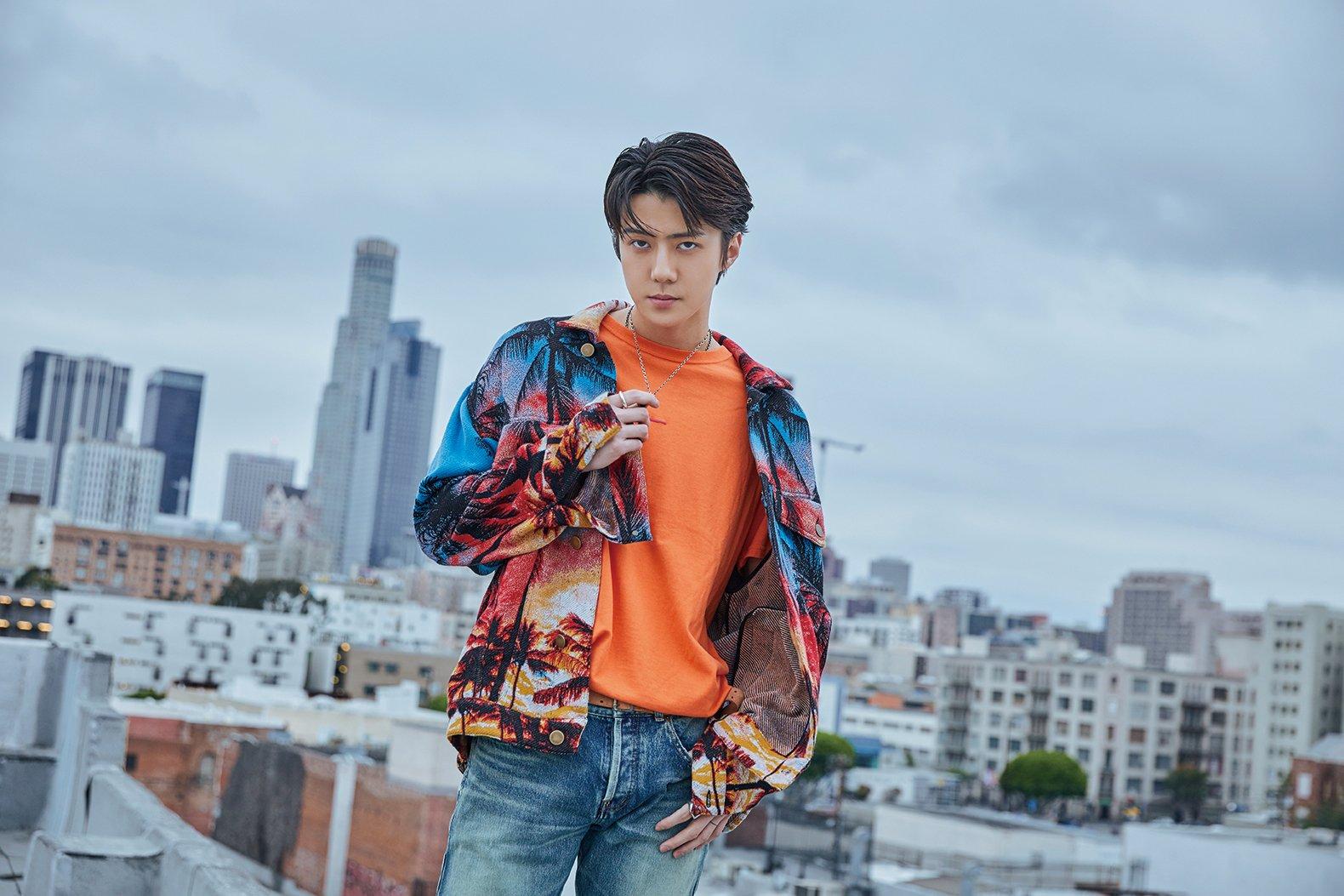 Sehun din EXO își îngrijorează fanii cu una dintre postările sale de pe Instagram, e obosit sau trece printr-o perioadă dificilă?