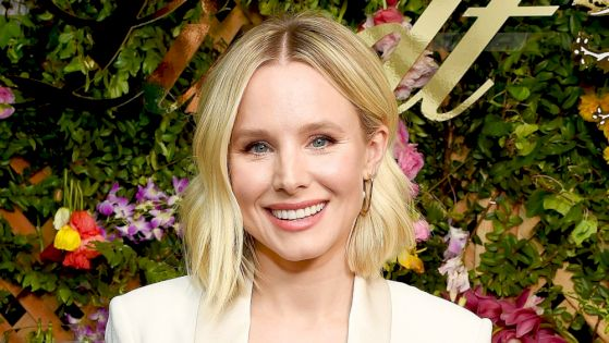 Happy Birthday! Watch Kristen Bell s Daughters Hilariously Guess HerAge