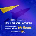 Image for the Tweet beginning: 💠 IEO  LIVE ON