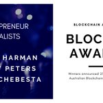 Image for the Tweet beginning: Next up in our #BlockiesAwards