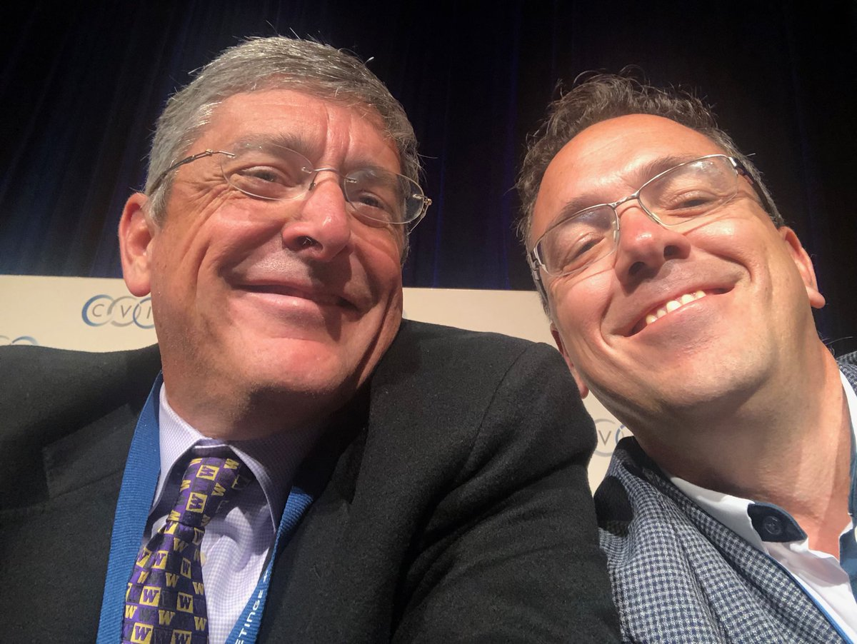 With the legend, Bill Lombardi my CTO mentor, on the panel watching @KambisMashayek1 doing a nice retro at #cvi  meeting in Denver.<br>http://pic.twitter.com/shq6YXitRh