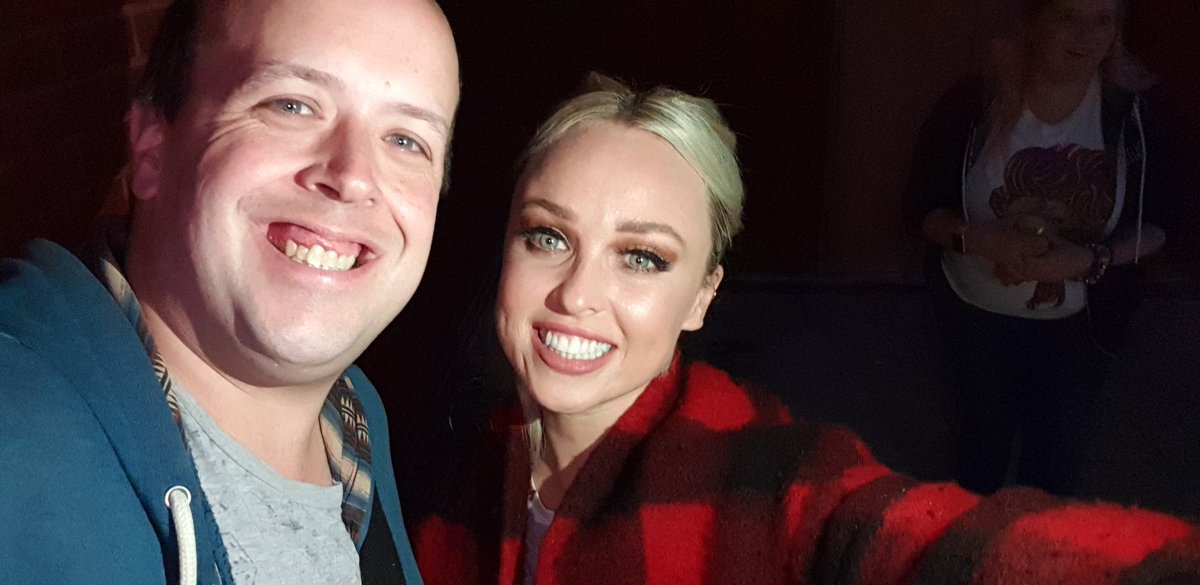 Fame UK Tour posted media