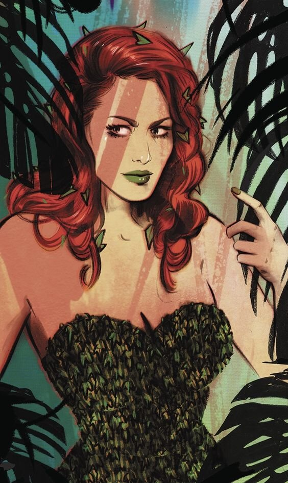 I just want my Ivy back... in her own stories... not a sidekick... not a character to make another character look good.  She is way better than all those things. Poison Ivy is amazing enough to carry her own continuous series.