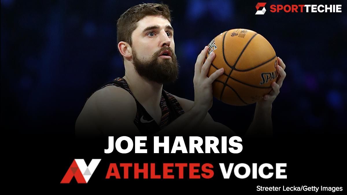 This week's #AthletesVoice features @BrooklynNets guard, Joe Harris, who reveals why he invested in the @HomeCourtai app, and how he believes technology can engage youth athletes.   Be the first to hear his thoughts in the Athletes Voice newsletter: http://bit.ly/2JH9LBv