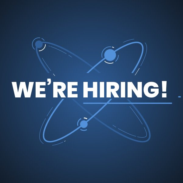 We're hiring! As we have a number of new and exciting projects ongoing and in the pipeline, we therefore have a number of vacancies open:  https://t.co/f0Nqm0ElWs  https://t.co/bOhD0Y0KgJ  If you are interested, please apply directly or share this with someone who might be. https://t.co/Xgxco1KTy8