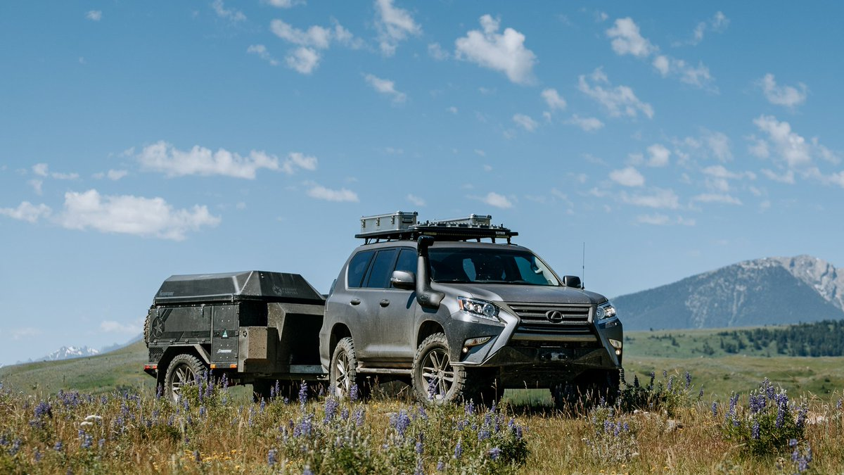 The Lexus #GXOR Concept is fueled by the passionate GX owners that have discovered & embraced its perfect combination of ultimate luxury & unrivaled #offroad capability. If you use your rig to escape on epic adventures, this concept build is for you.  https:// lexus.us/30y3Bcm    <br>http://pic.twitter.com/F5x6RG1XvH
