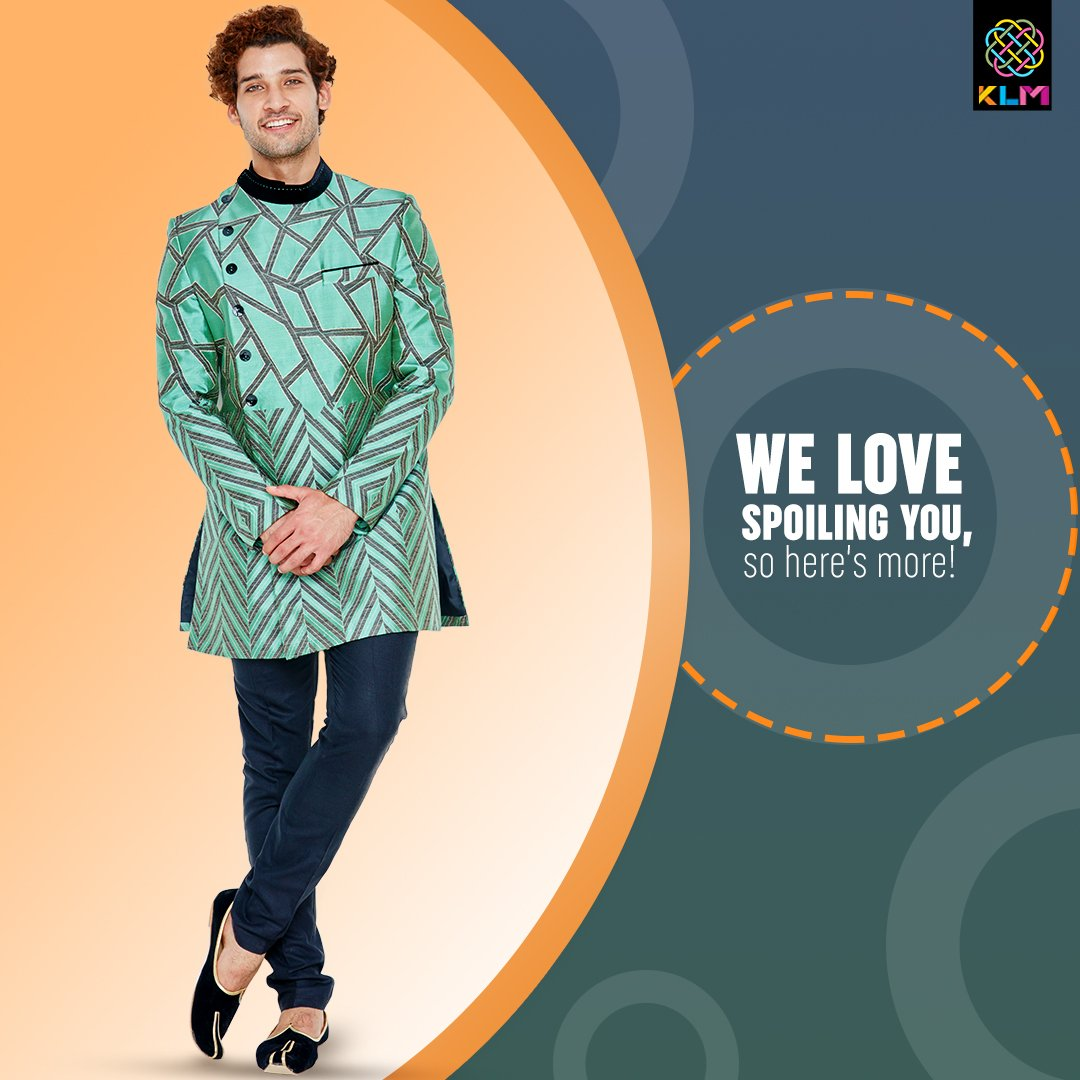 Klm Fashion Mall On Twitter Klmfashionmall In Hyderabad Bengaluru Nellore Rajahmundry And Visakhapatnam Brings You A Wide Range Of Designer Indian Ethnicwear For Men Kurta Pyjamas Indo Western Outfits Traditional Sherwani S A