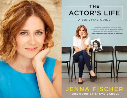 The Actor's Life author @jennafischer chatted with @HEC_TV's Talking with Authors podcast about her journey from hometown to Hollywood, why she wanted to become an actor, and how sometimes, you just have to go with it. Listen here: ow.ly/XX6d50v4Zi6