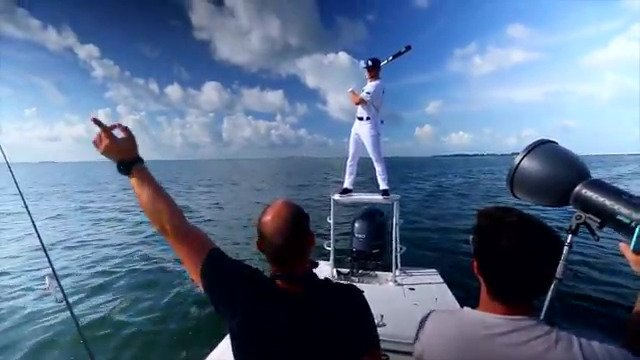 Gon. Fishin! Stay tuned Friday night following @RaysBaseball vs. White Sox for an all-new episode of #RaysUp Inside Pitch. @TriciaWhitaker features @austin_meadows and more postgame.