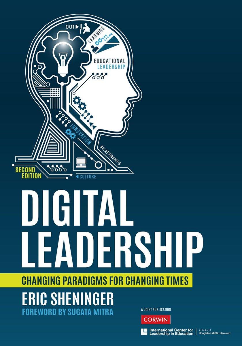 Come on by the #NPC19 bookstore and get your copy of new Digital Leadership