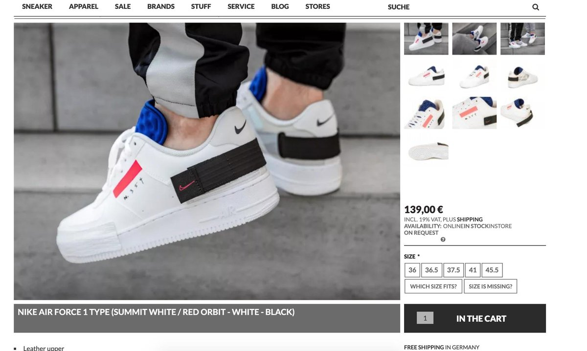 Air 1 Just Force At Type The Nike Has AsphaltgoldLink Restocked BtdxChQsr