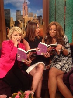 from Happy birthday, Wendy Williams! Mom always had a blast on your show!