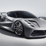 Image for the Tweet beginning: Lotus Evija to go for