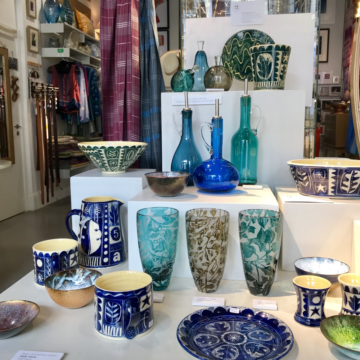 The Gloucestershire Guild of Crafts on Twitter: All the beautiful handcrafted things.   The Guild at 51 is open at 51 Clarence Street #cheltenham.  #shopping #homewares #interiors #lifestylestore #guildat51 #makers #craft #makersgonnamake #supporthandmade…