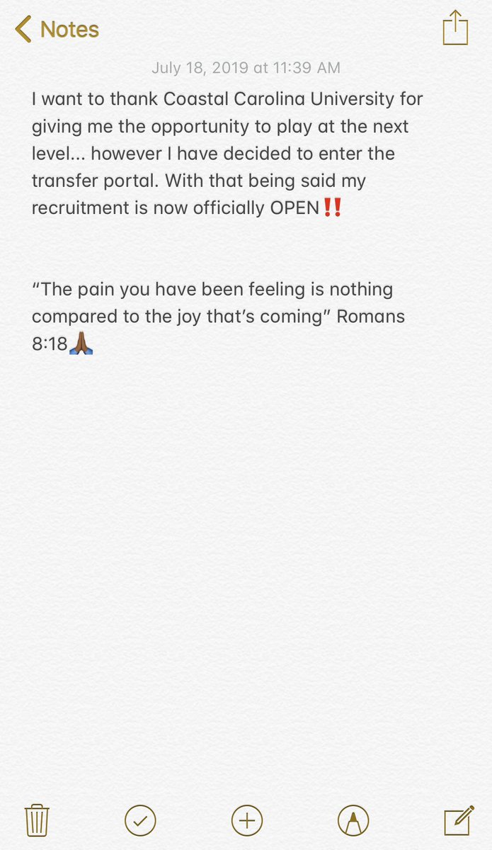 My recruitment is OPEN‼️