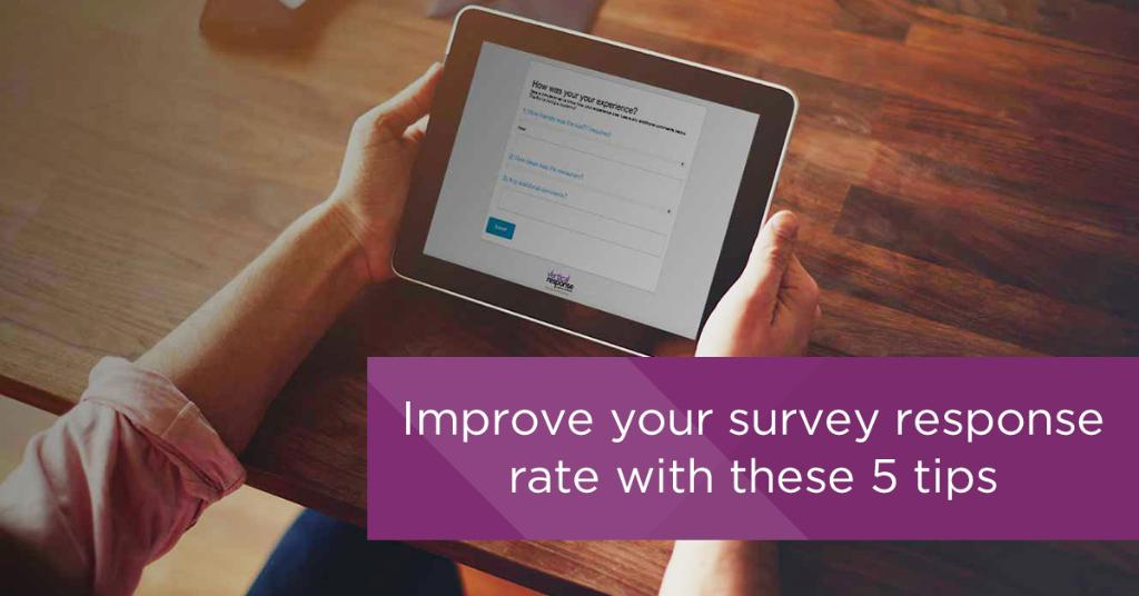 Snappy, short surveys are the way to your customers' hearts. Get 4 more tips to increase your #survey response rate here: https://t.co/u29VTxkAn3 https://t.co/GWmlr4kmzU