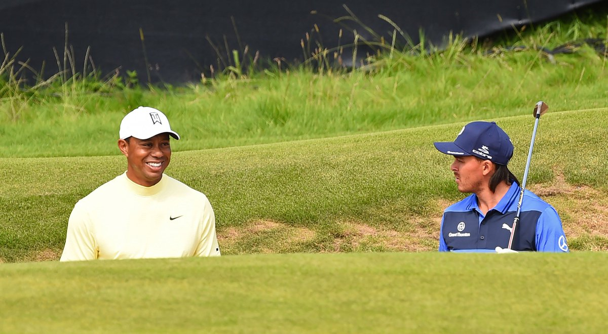 Tiger Woods Reportedly Had A Savage Response When Rickie Fowler Asked Him What He Thought Of The Open Course https://t.co/qXZJbG7iYS https://t.co/j6cTOmsY1b