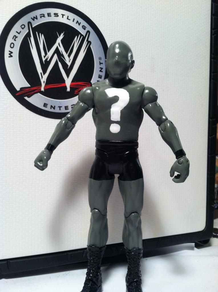 @ZackRyder That shirt would look good on my action figure!