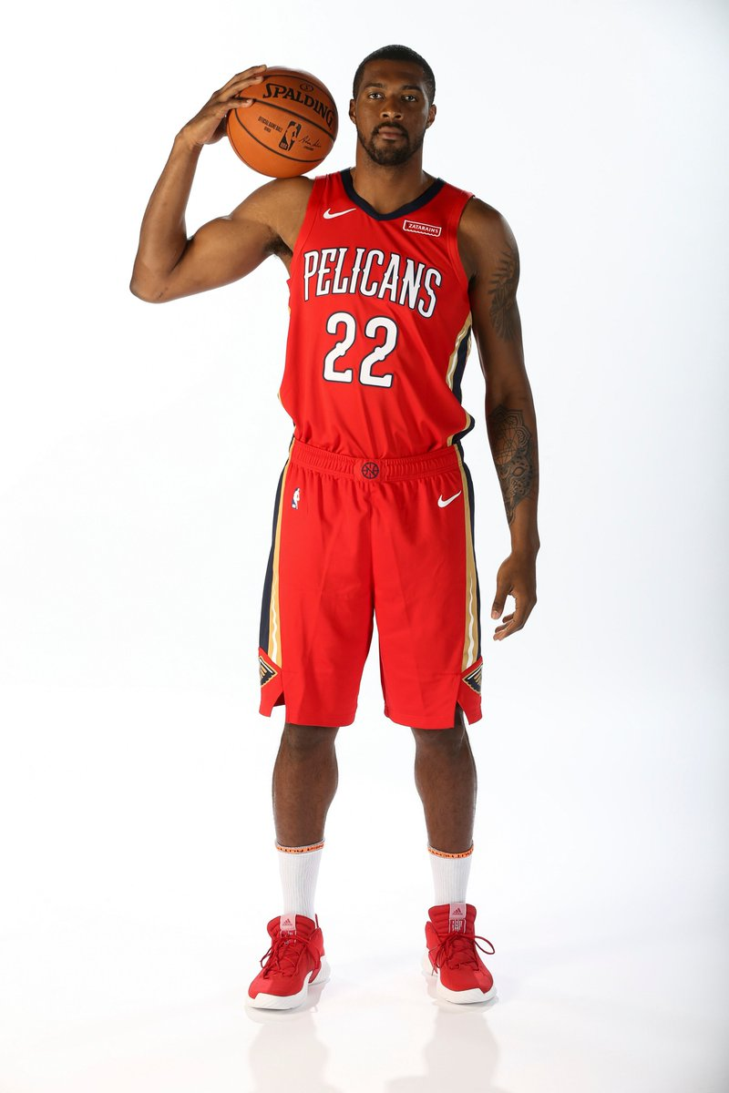 Derrick Favors expected provide leadership, contributions at both ends of floor for #Pelicans. A Favors article follow-up to July 8 podcast, focusing on many of your comments/questions related to New Orleans new center. More: on.nba.com/2XXlUG7