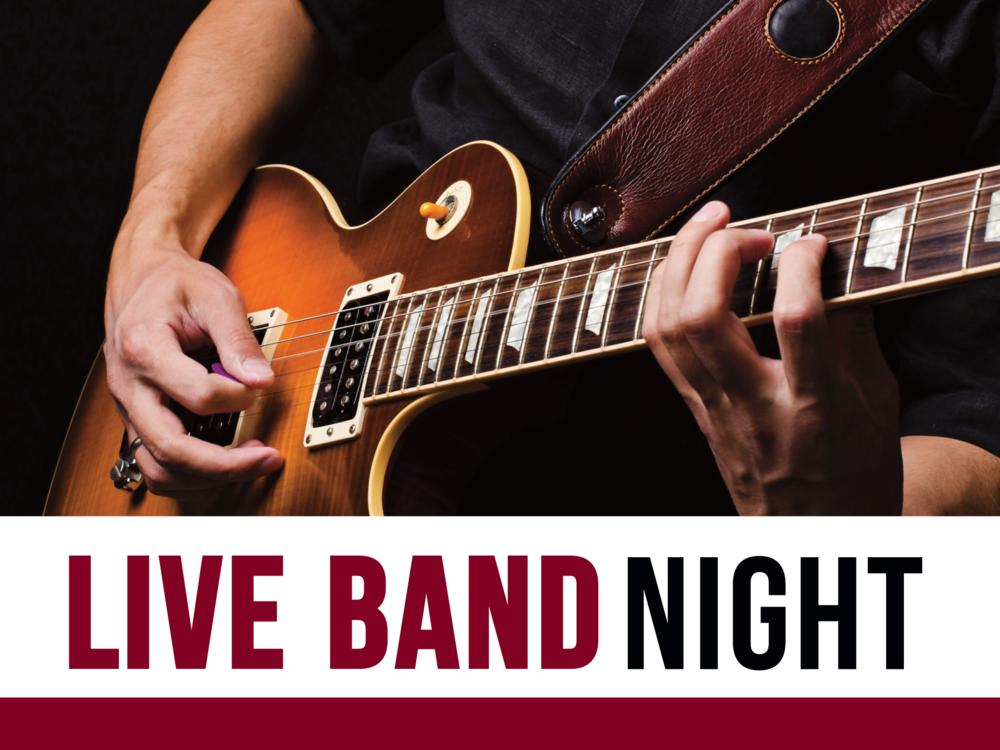 Saturday 27th July - LIVE BAND - NBT from 8.30pm........FREE entry and loads of great drinks deals all night.......!!!!