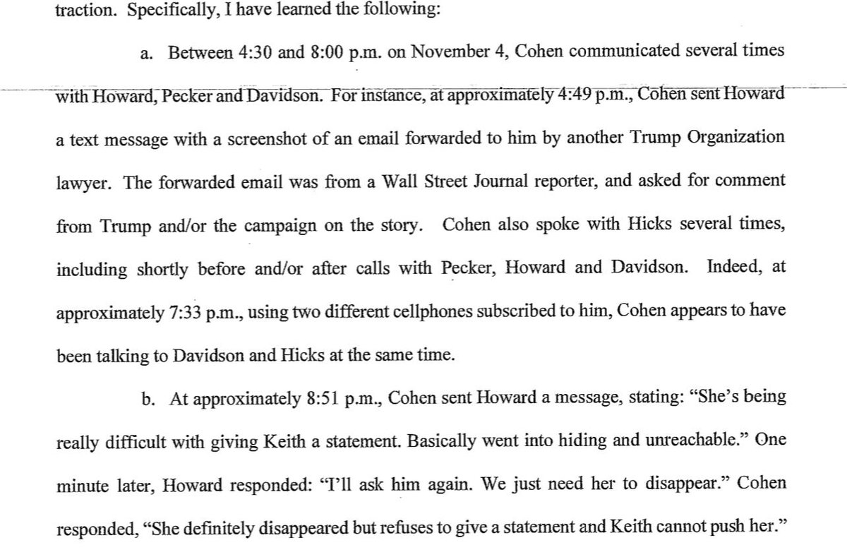 """November 4 was the day that Pizzagate started.  The day that Katie """"disappeared."""""""