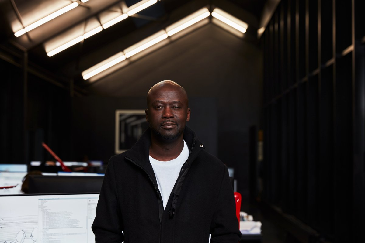 Announcing our 2019 John Hope Franklin Lecture - visionary architect Sir David Adjaye OBE! Read more on our website http://duke.is/Satvfr  #dukeuniversity #humanities