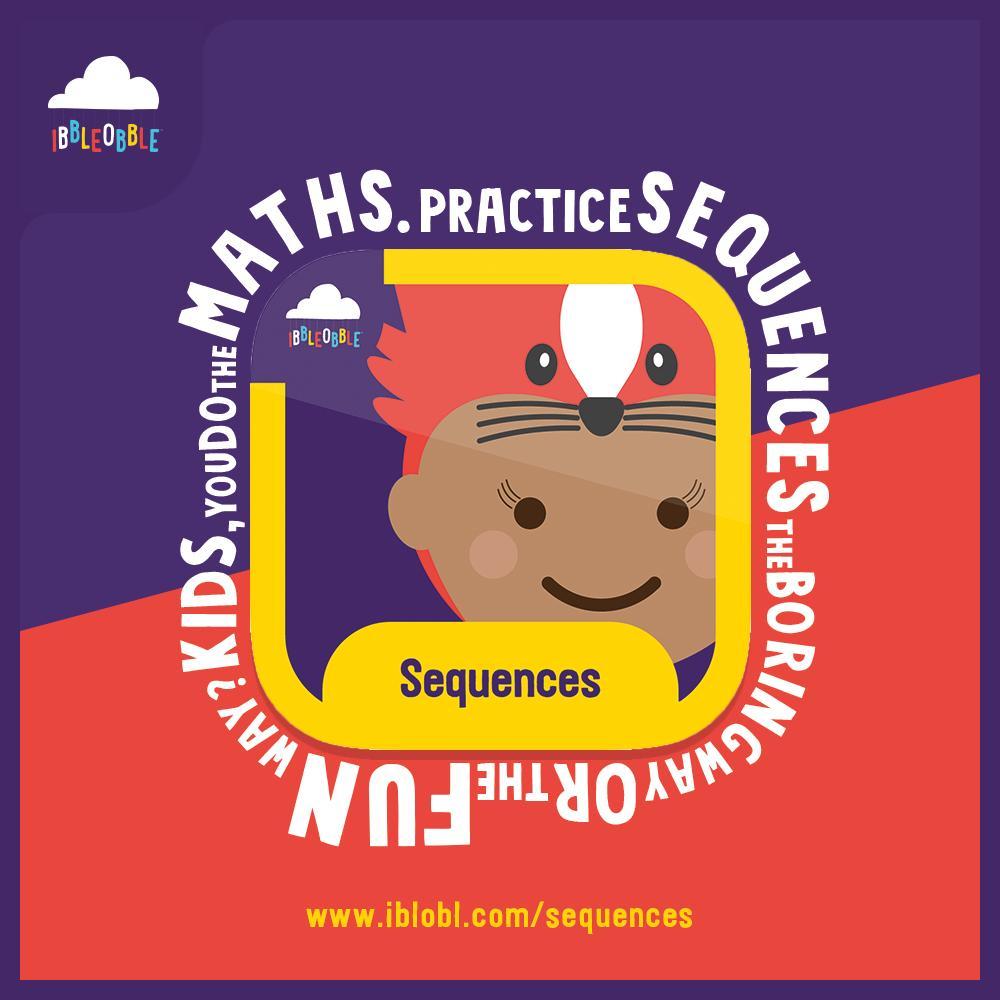 #Practice #sequences the #FUN way! #BacKToSchool   https://apple.co/2YXsLRk  #BackToSchool2018 #Apps #Games #kids #Children #Brainy #Boffin #Numbers #NumberPatterns #NextNumber #School #schoolgames2018 #Kindergarten #KinderChat #WednesdayWisdom #WednesdayMotivation #Wednesday
