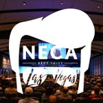 Have you made plans to attend NECA 2019 Las Vegas? Early registration ends TODAY, so take advantage of our great rates! #NECA19 https://t.co/iQfy60EXDD