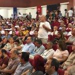Image for the Tweet beginning: İlkini Kültürpark konusuyla yaptığımız #İzmirBuluşmaları