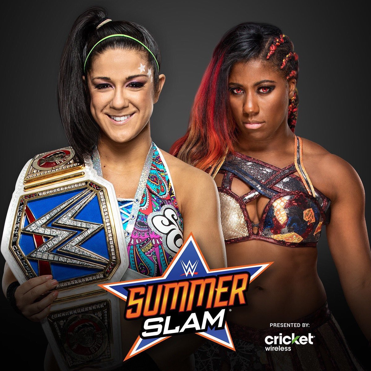 Which WOMEN's CHAMPIONSHIP match are you most looking forward to?RETWEET : Bayley v Ember MoonLIKE : Becky Lynch v Natalya#WWE