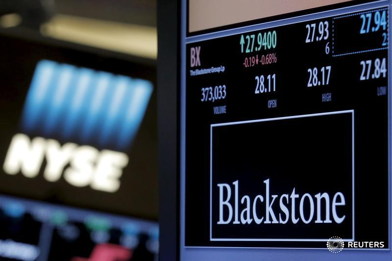 Since unveiling its partnership-to-corporation conversion plan, Blackstone's value has swollen. Investment income fell in the second quarter, but fee-based earnings jumped, and this steadier income seems more highly valued by fund managers. @tombuerkle https://bit.ly/30EAcgu