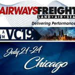 Image for the Tweet beginning: Come and see @Airways_Freight July21-24th