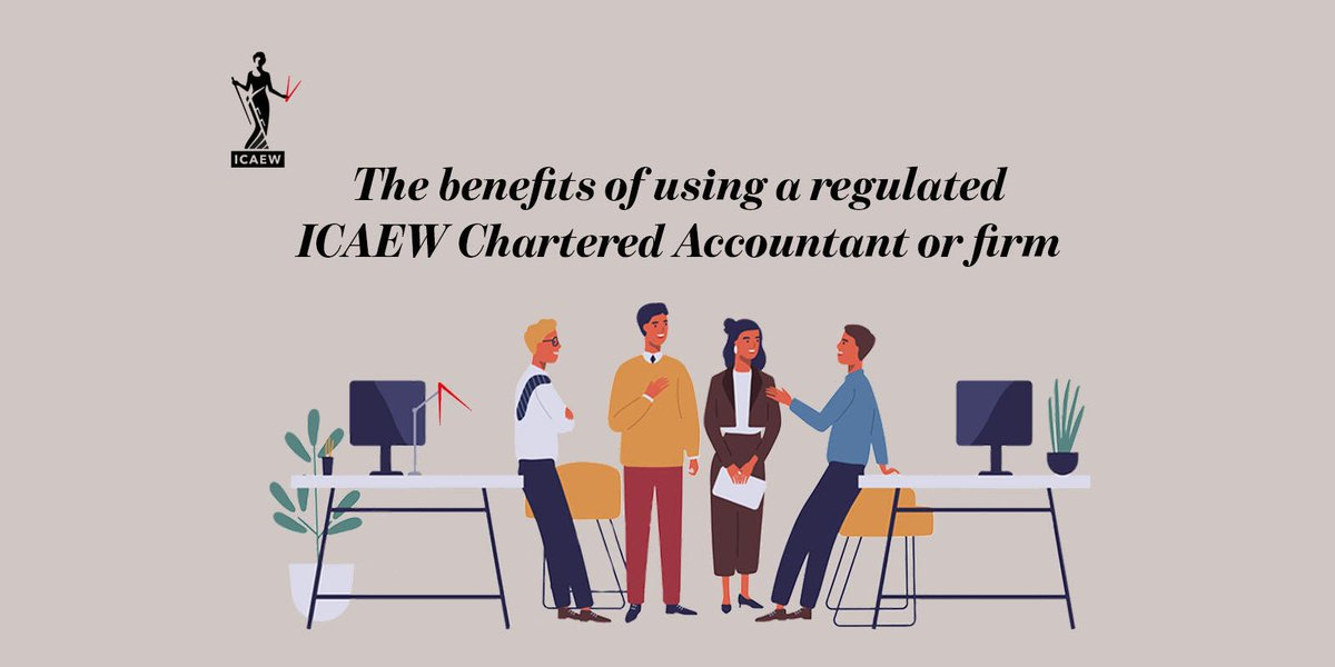 ICAEW Chartered Accountants comply with our Code of #Ethics and follow standards of behaviour on professional conduct. Find out more about the benefits of using a regulated ICAEW #CharteredAccountant or firm > http://fal.cn/32ZFK #SMEs #Entrepreneurs