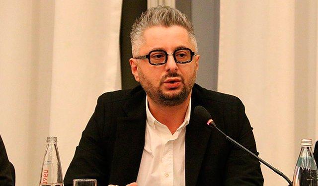 """Уволен директор телеканала """"Рустави-2"""""""
