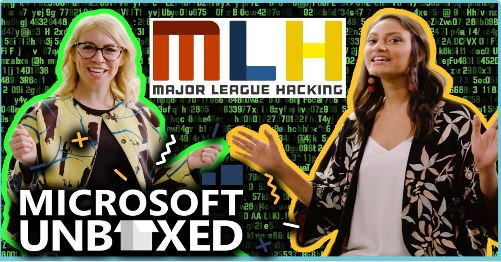 This week on #MicrosoftUnboxed📦@sonia_dara and I get a master class in #HACKING 👩🏽‍💻@jonmarkgo of @MLHacks breaks down the vocabulary and strategy of hackathons ⚙️✂️🛠️💻And we gear up for next week's Microsoft Hackathon, c/o @MSFTGarage https://youtu.be/-_bDqJ7QftY