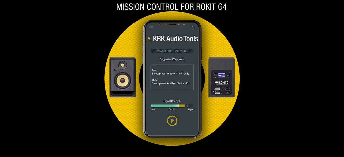 WEEKEND RECAP: @KRKSYS Systems Launches Audio Tools App https://www.prosoundnetwork.com/gear-and-technology/krk-systems-launches-audio-tools-app … #ios #studiomonitors #recording #proaudio