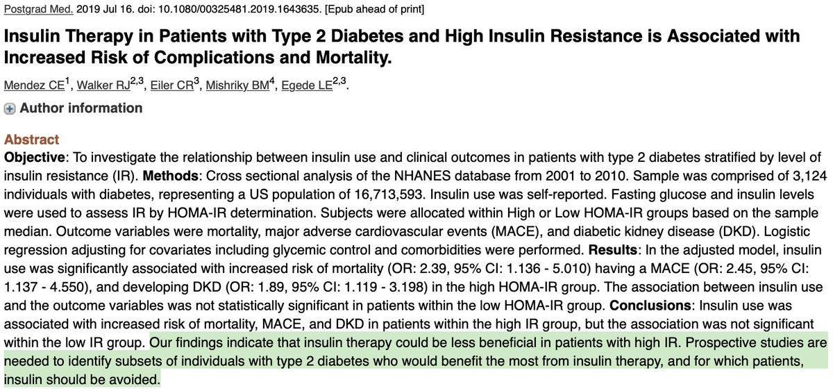 diabetes av30 vs cr3