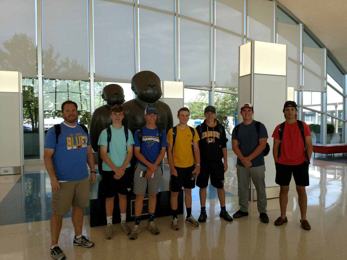 Your @vianneygriffins are excited and ready to go for the Peru tour/service project trip! #perucrew #countdownalmostover